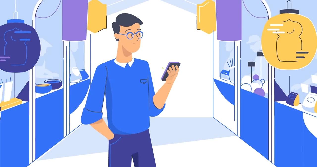 Goodbit Explainer Video - Premium Portfolio