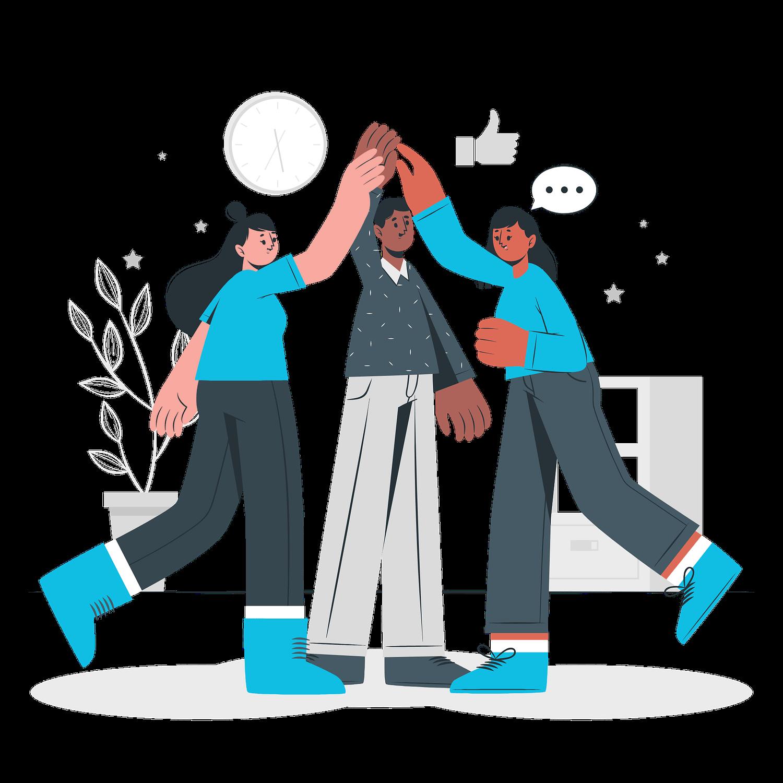 Team spirit cuate - Startups