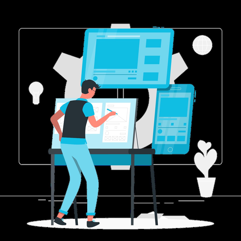 Prototyping process rafiki - Startups