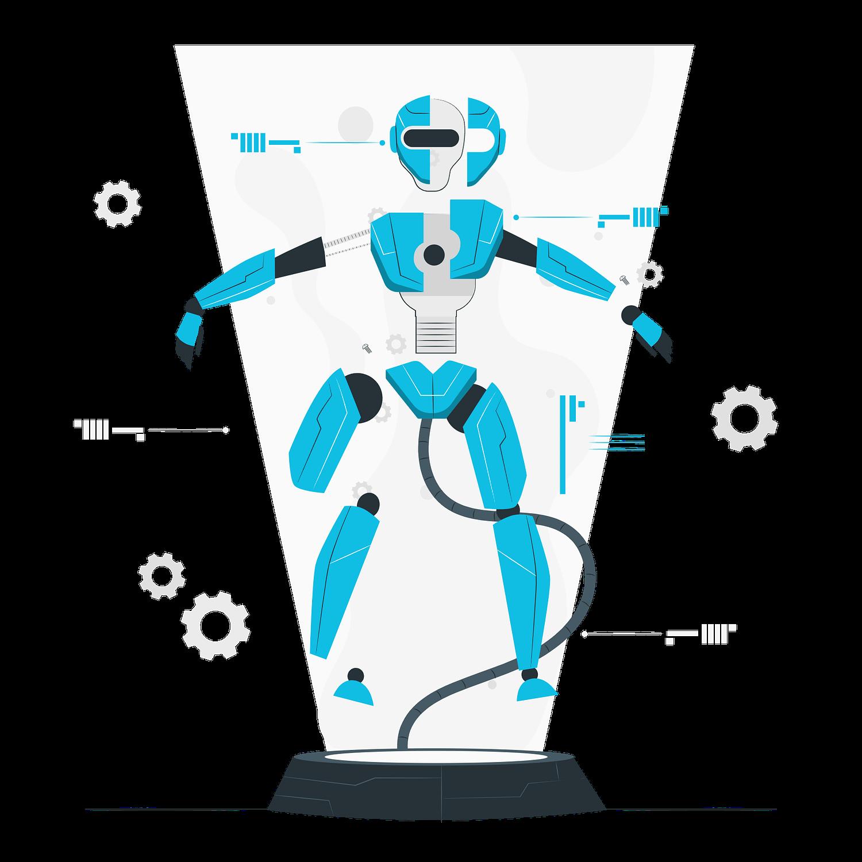 Deconstructed robot pana - Home