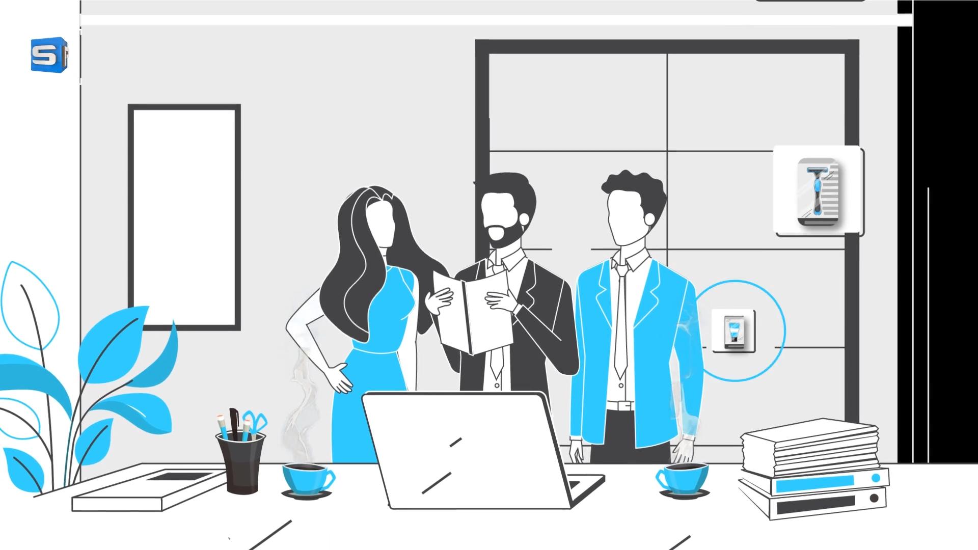 DM Sales Engineering Explainer Video - Premium Portfolio